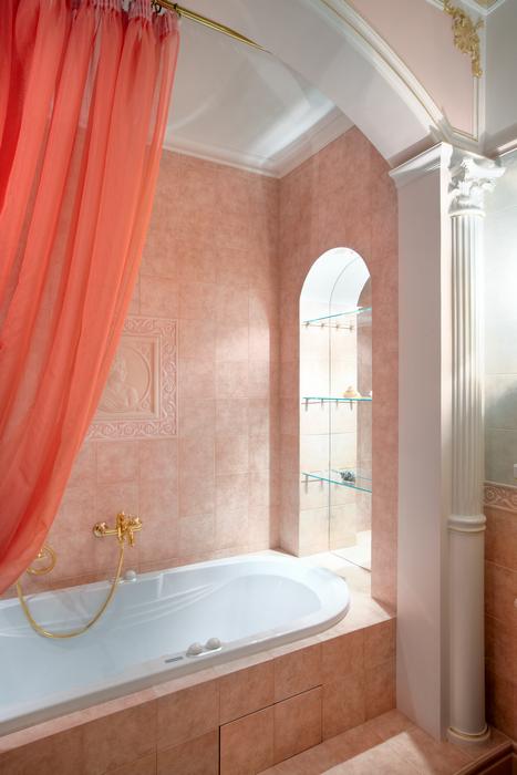Фото № 20726 ванная  Загородный дом