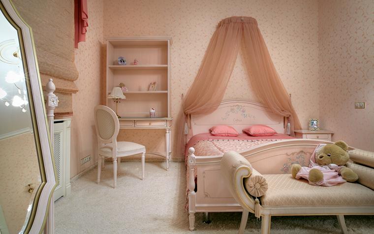 интерьер детской - фото № 20723