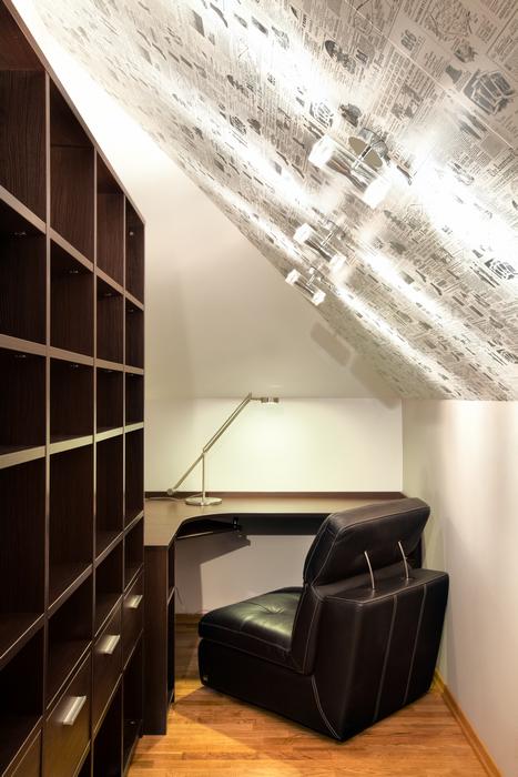 интерьер кабинета - фото № 20729