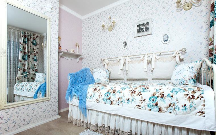 Фото № 21244 спальня  Загородный дом
