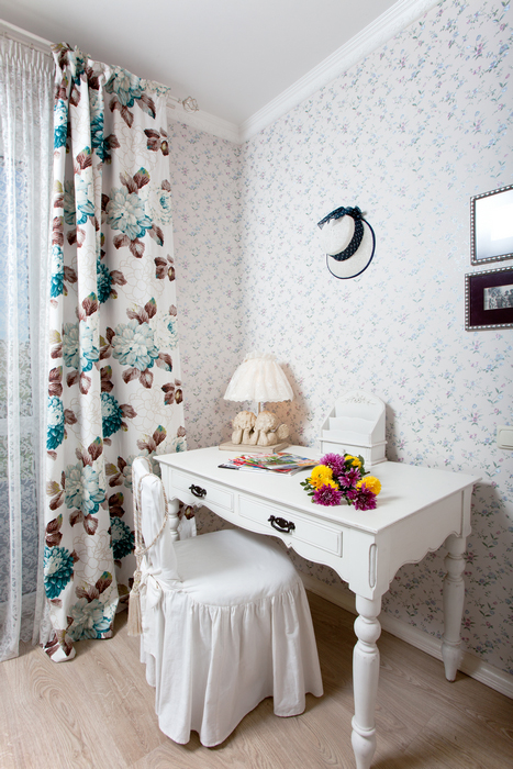 Фото № 21245 спальня  Загородный дом