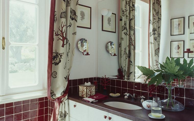 Фото № 21461 ванная  Загородный дом