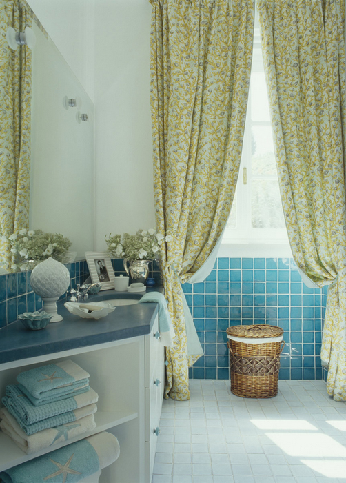 Загородный дом. ванная из проекта , фото №21462