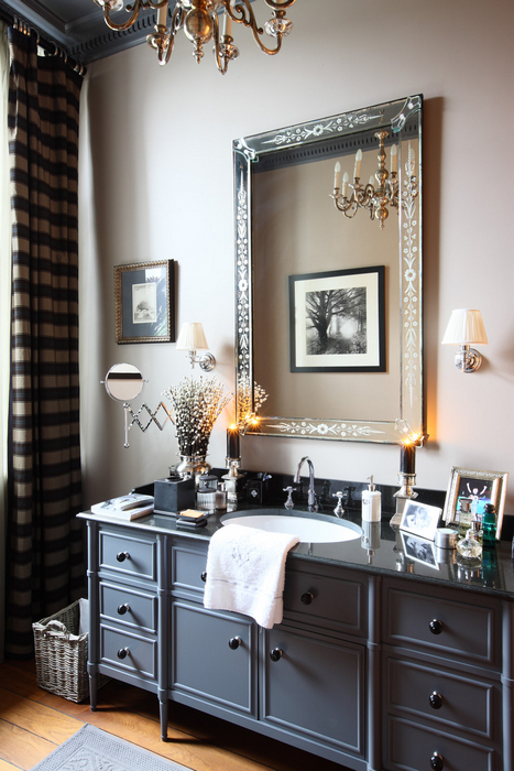 интерьер ванной - фото № 21472