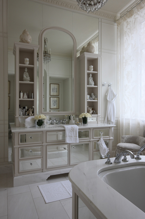 интерьер ванной - фото № 21466