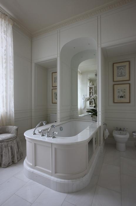 интерьер ванной - фото № 21467