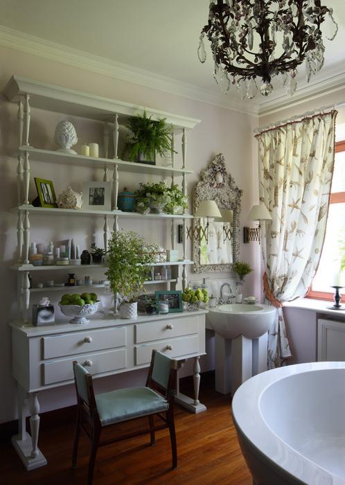 интерьер ванной - фото № 21577