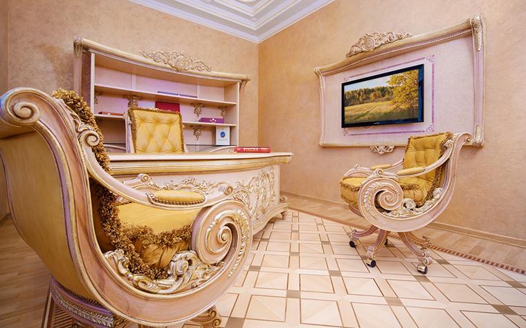 интерьер кабинета - фото № 21694