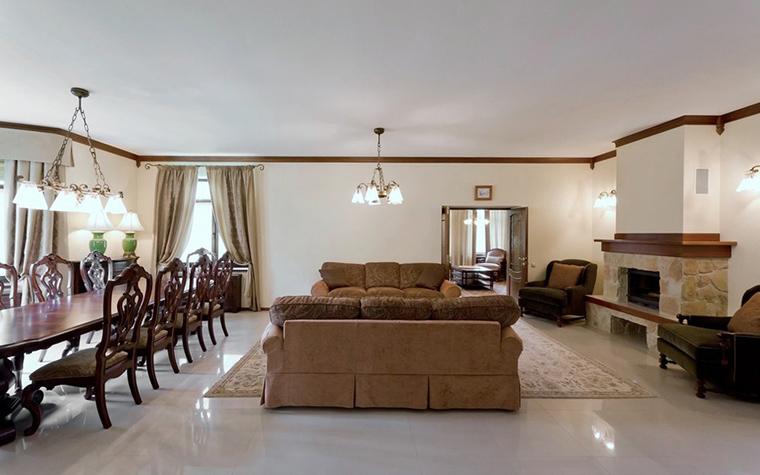 интерьер гостиной - фото № 21724