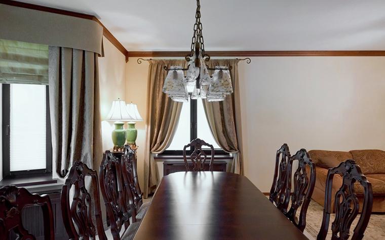 интерьер столовой - фото № 21729