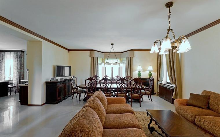 интерьер гостиной - фото № 21726