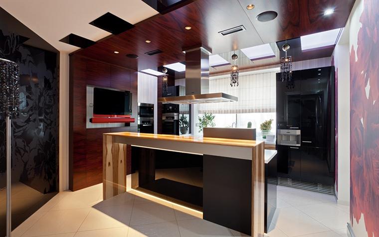 интерьер кухни - фото № 22003