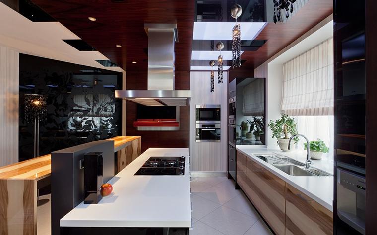интерьер кухни - фото № 22004
