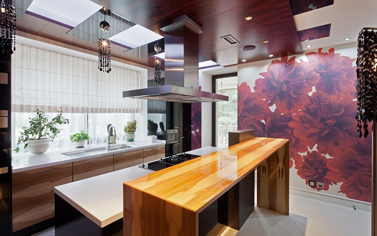 интерьер кухни - фото № 22005