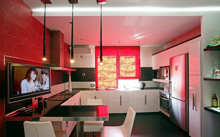 Фото № 22026 кухня  Загородный дом