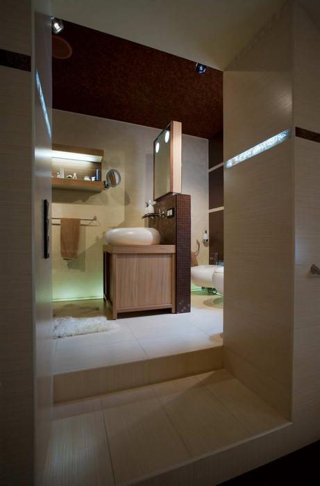 Фото № 22049 ванная  Загородный дом