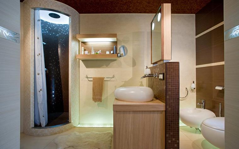 Фото № 22051 ванная  Загородный дом