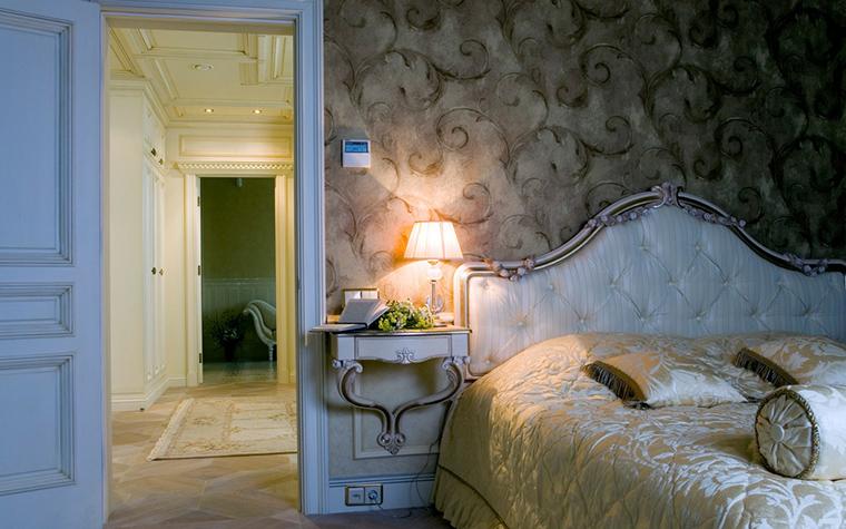 интерьер спальни - фото № 22095