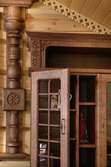 Фото № 22298 кухня  Загородный дом