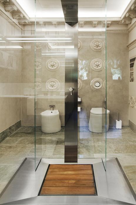 Фото № 22483 ванная  Загородный дом