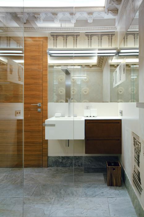 Фото № 22484 ванная  Загородный дом