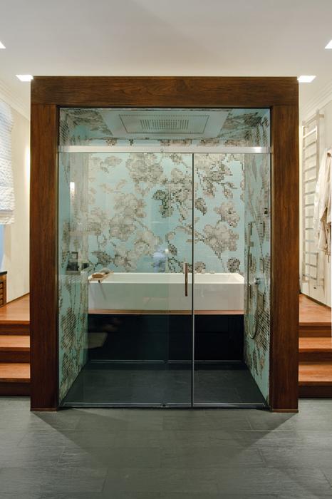 Фото № 22486 ванная  Загородный дом