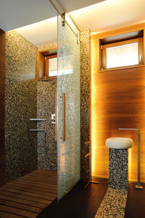 Фото № 22487 ванная  Загородный дом