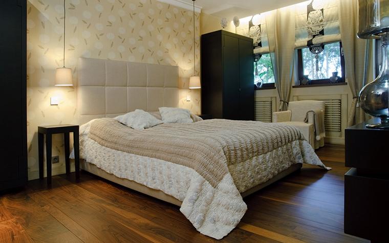 Фото № 22472 спальня  Загородный дом