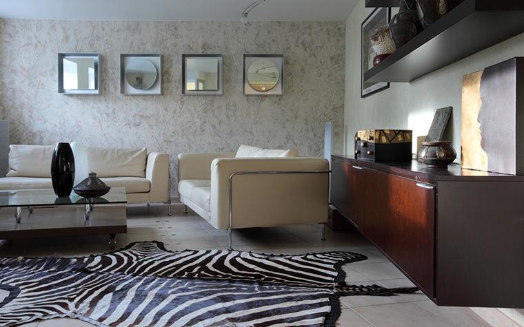 интерьер гостиной - фото № 22541