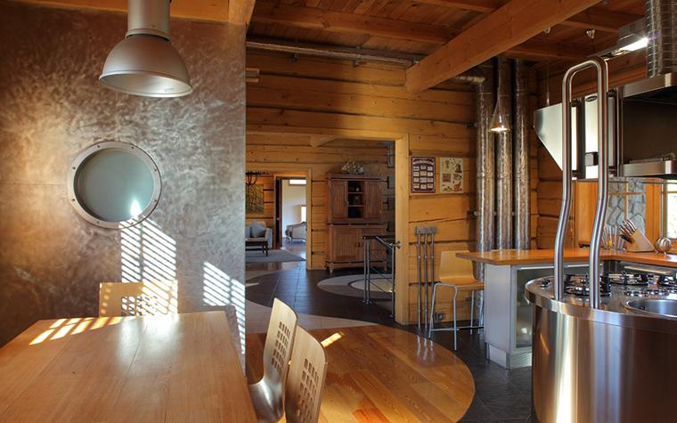 интерьер кухни - фото № 22539