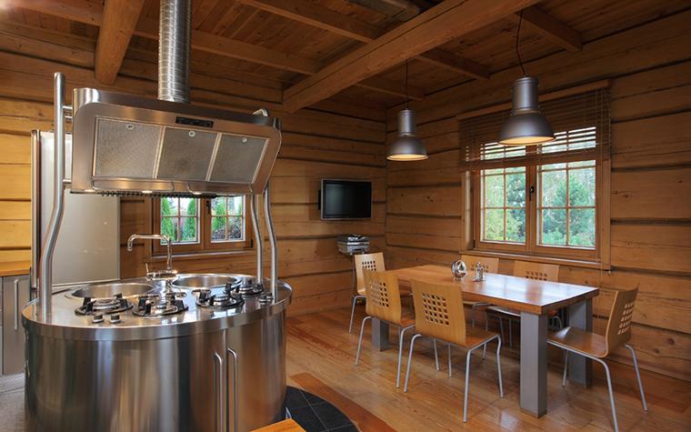 интерьер кухни - фото № 22538