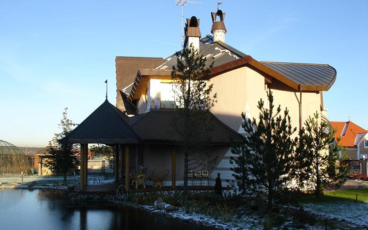 Загородный дом. фасад из проекта , фото №22618