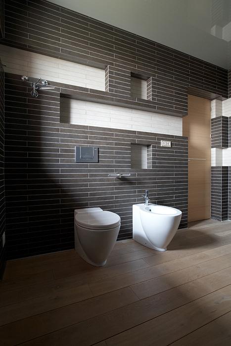 Загородный дом. ванная из проекта , фото №22604