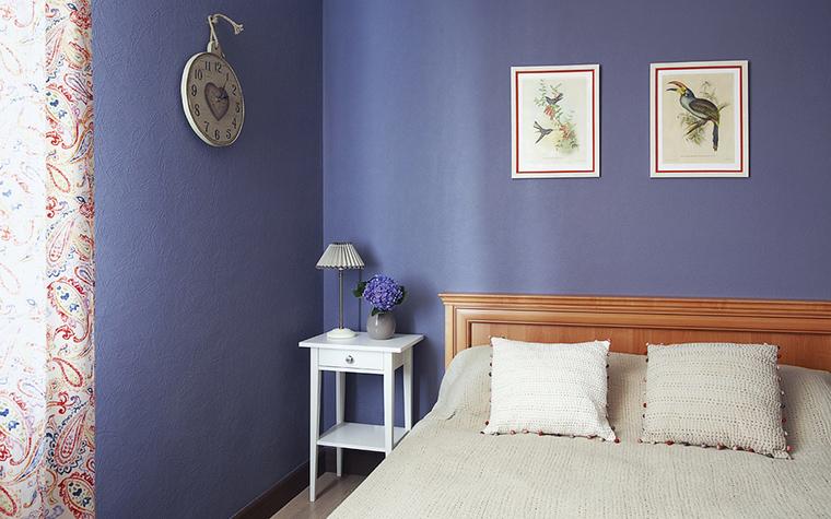 Фото № 23502 спальня  Загородный дом