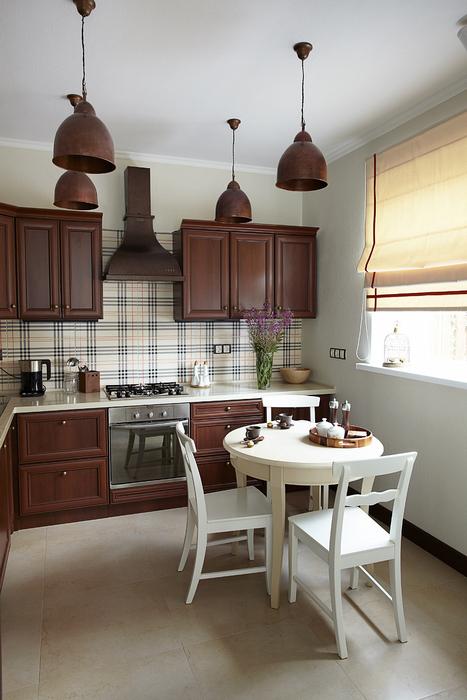 Фото № 23511 кухня  Загородный дом