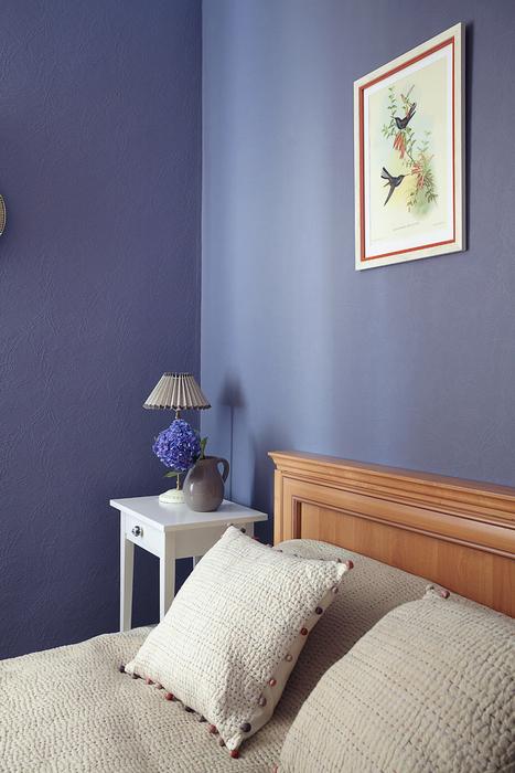 Фото № 23503 спальня  Загородный дом