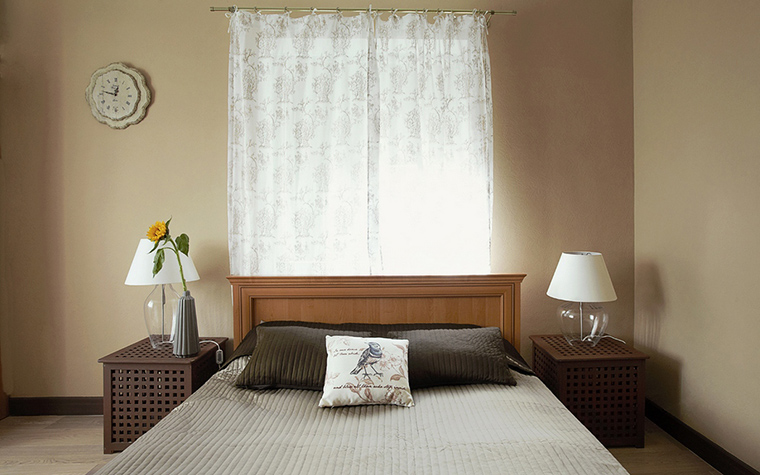 интерьер спальни - фото № 23507