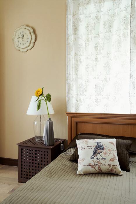 интерьер спальни - фото № 23508