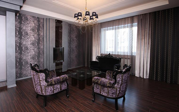 интерьер гостиной - фото № 23933