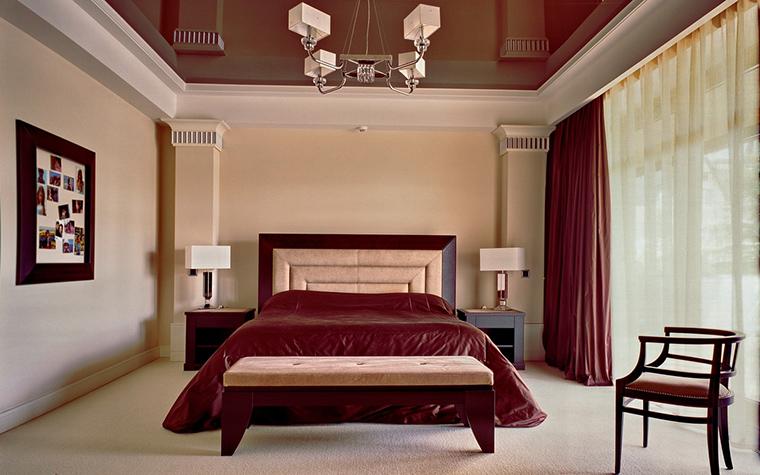 интерьер спальни - фото № 24043