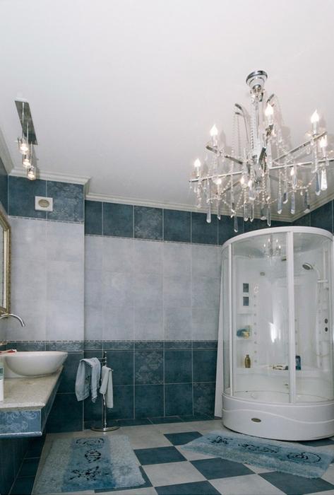 Фото № 24566 ванная  Загородный дом