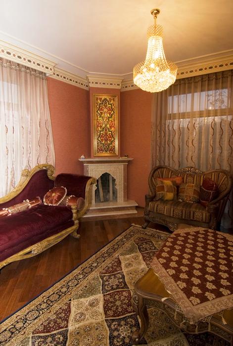 интерьер гостиной - фото № 24559