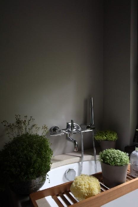 Загородный дом. ванная из проекта , фото №24799