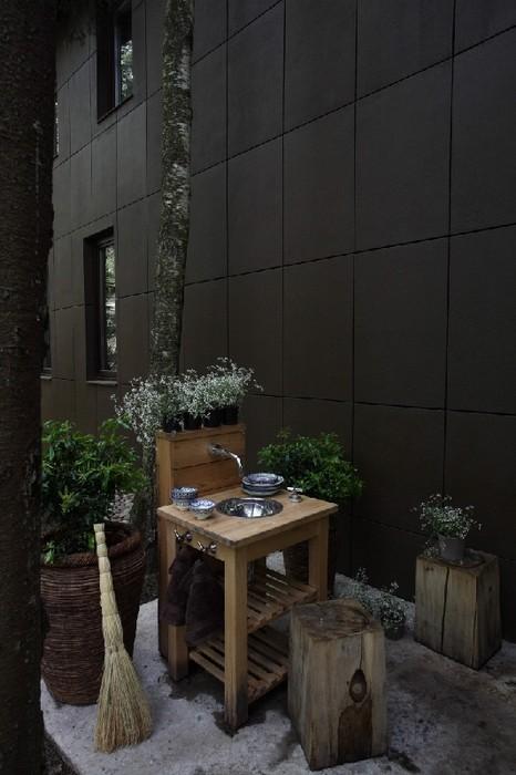 Загородный дом. детали  из проекта , фото №24792