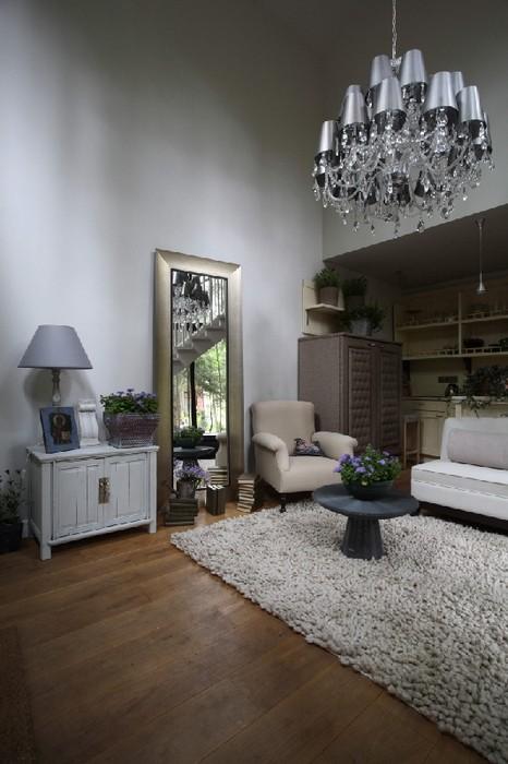 интерьер гостиной - фото № 24784