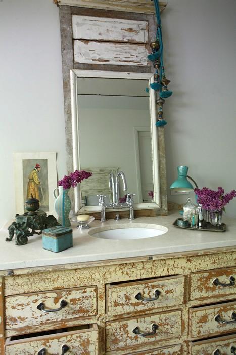 Фото № 24832 ванная  Загородный дом