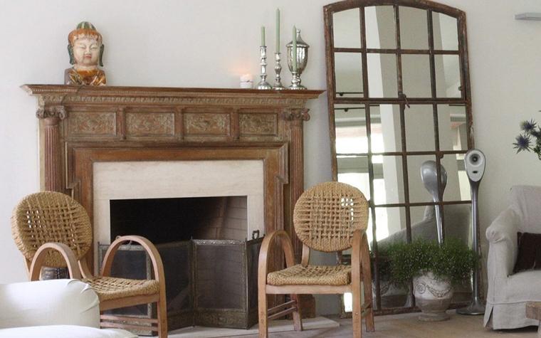 интерьер гостиной - фото № 24819