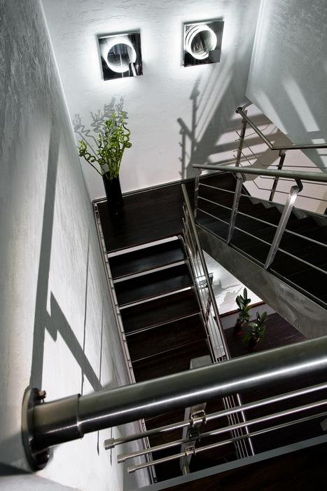 Загородный дом. холл из проекта , фото №25184