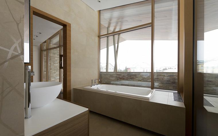 Фото № 25603 ванная  Загородный дом