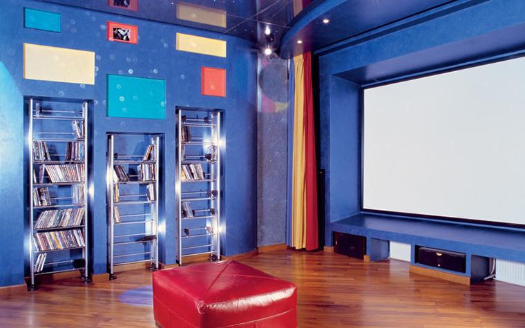 домашний кинотеатр - фото № 25724